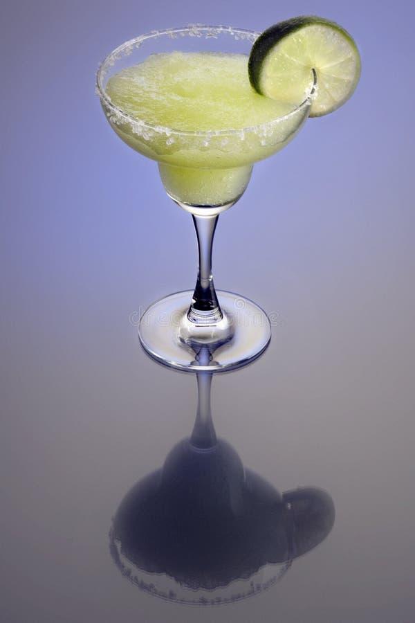 koktajl marznący marguerita fotografia stock