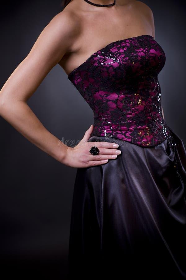koktajl suknia fotografia royalty free