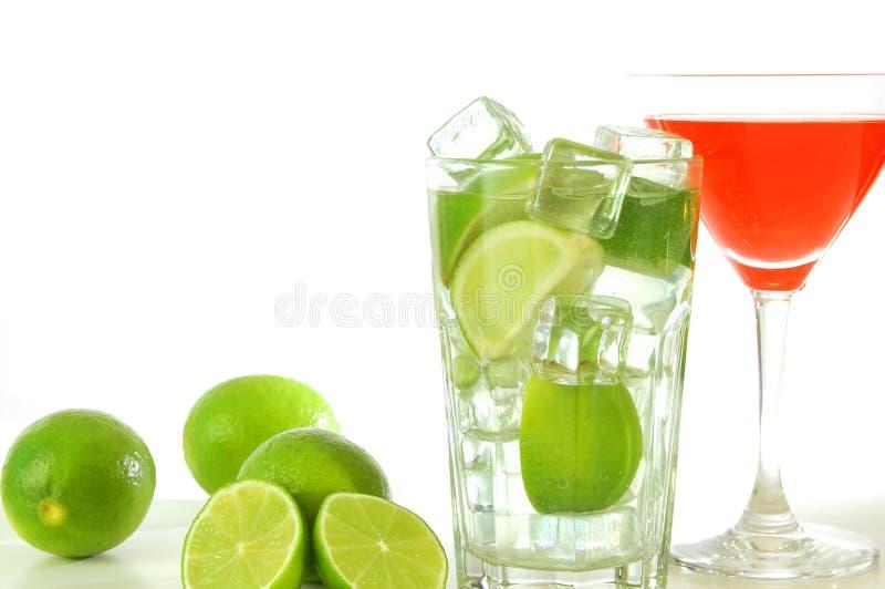 koktajlu napój obrazy stock