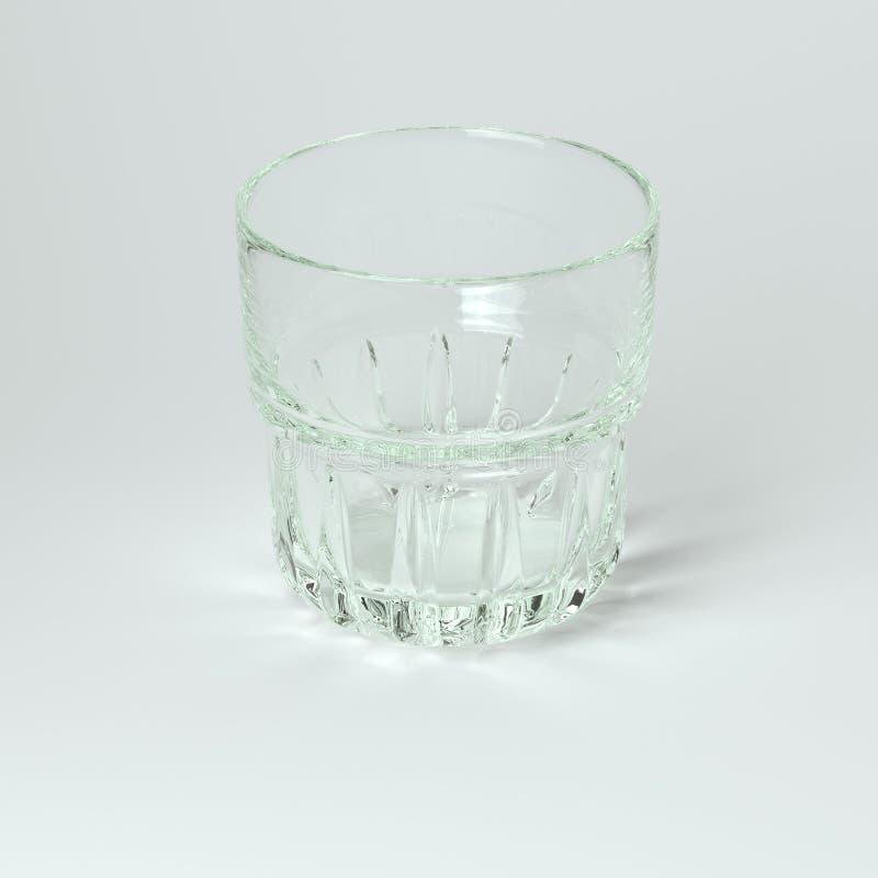 Koktajlu szkła kolekcja - skały. Na Białym tle ilustracja wektor