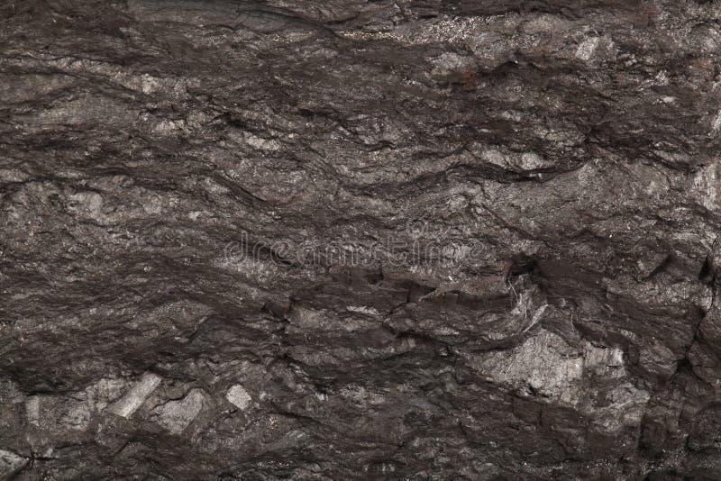 Kol i en kolgruva fotografering för bildbyråer