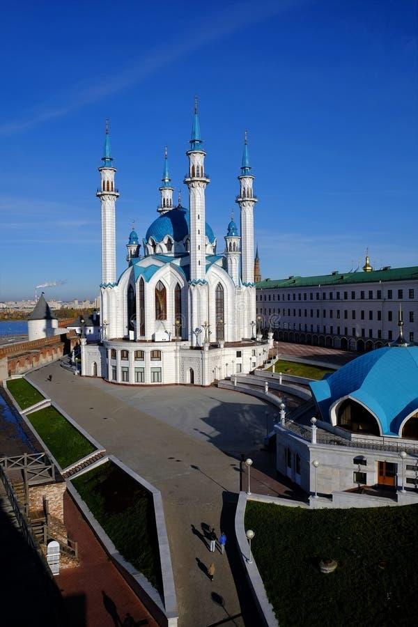 Kol Sharif, Kremlin de Kazan, Kazan Rússia fotografia de stock