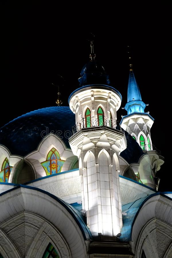 Kol Sharif, Kremlin de Kazan, Kazan Rússia fotos de stock royalty free
