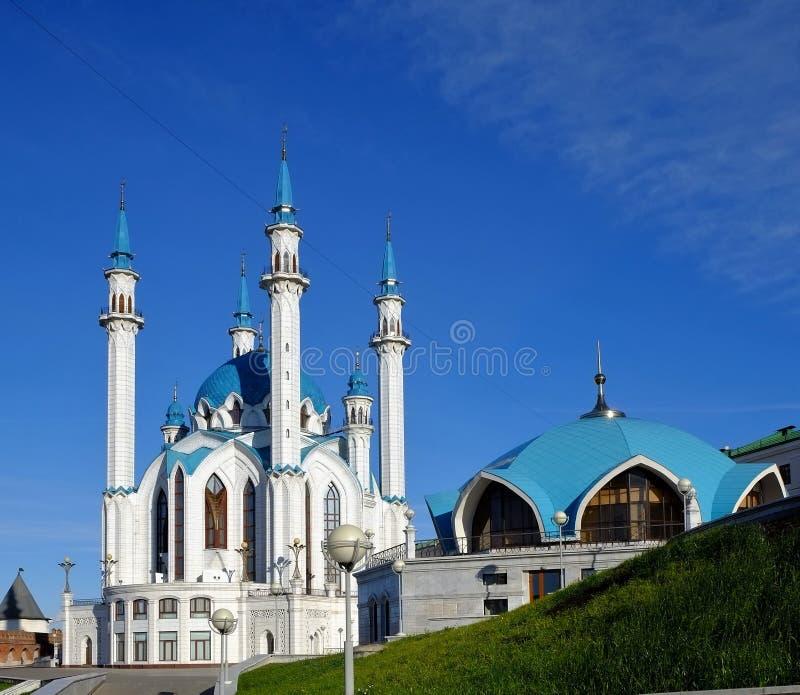 Kol Sharif, Kremlin de Kazan, Kazan Rússia imagens de stock