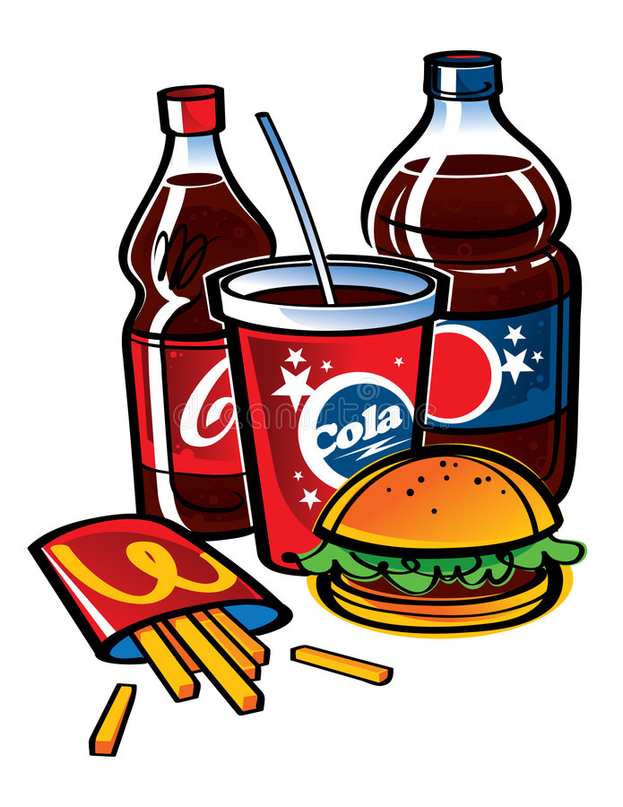 kola illustration stock