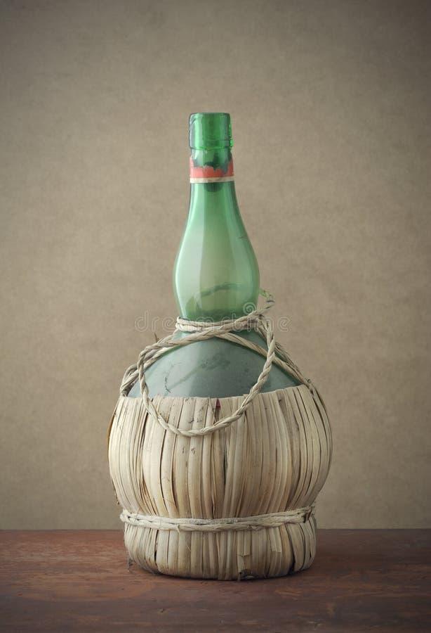 kolbiasty wino zdjęcie royalty free