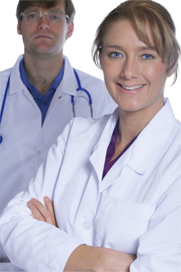 koledzy medycznych. zdjęcie royalty free
