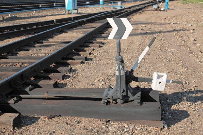 kolei zmiana zdjęcie royalty free
