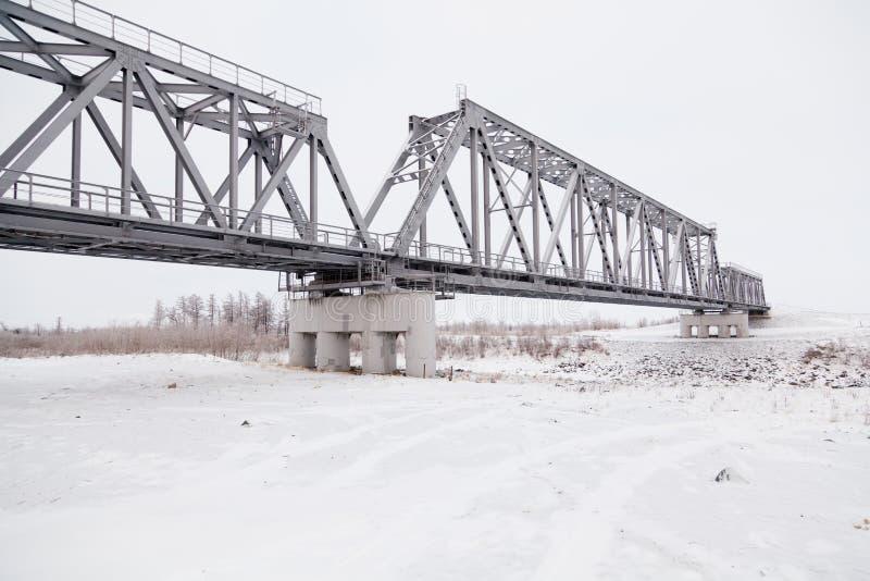 Kolej Most obrazy stock