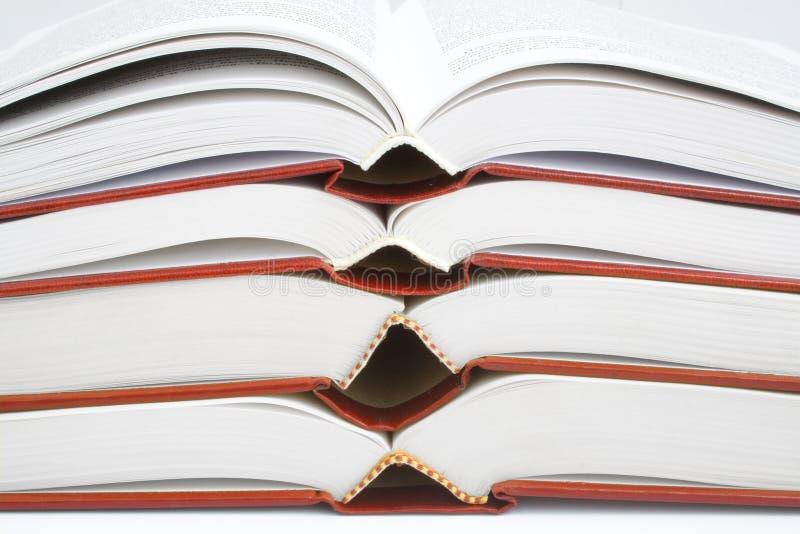kolekcja książek obraz stock