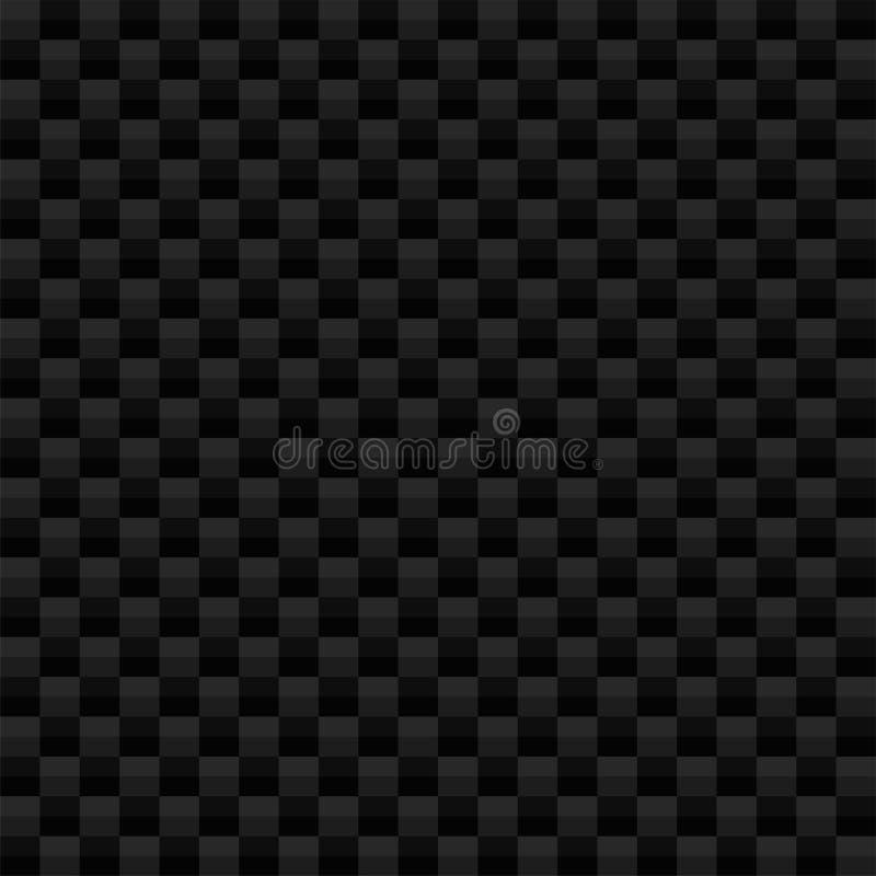 kolfibertextur vektor illustrationer