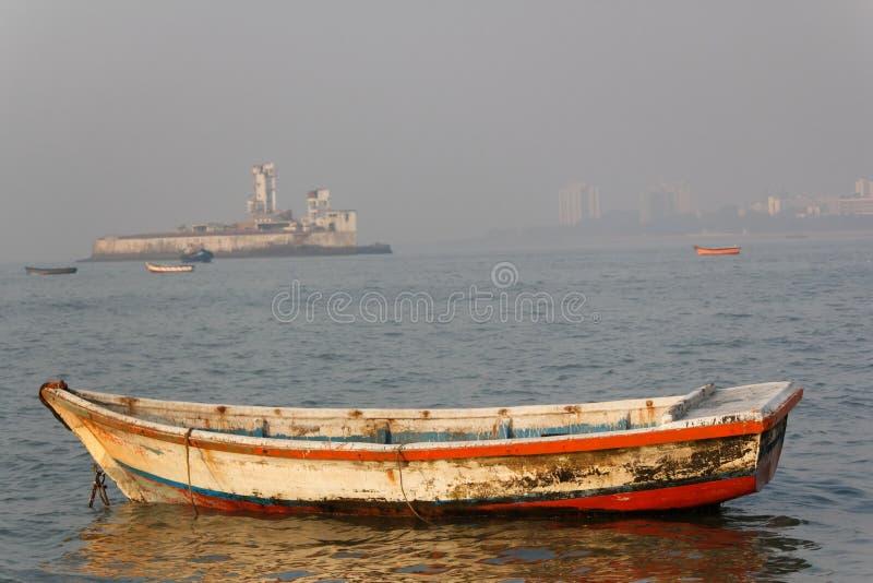 Koli Fishing Boat royalty-vrije stock fotografie