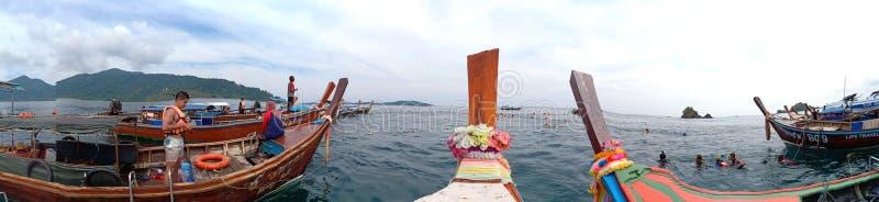Kolipe Thailand royaltyfri foto