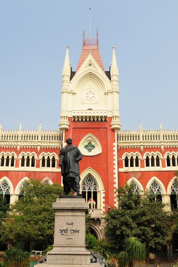 Kolkata. Secession building in Kolkata, Judgement royalty free stock images
