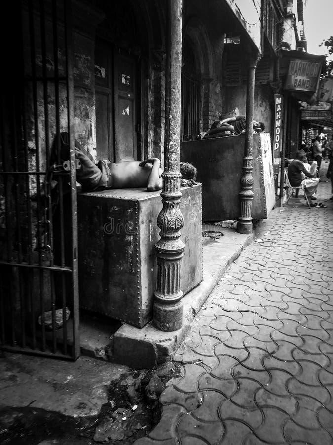 Kolkata royalty-vrije stock fotografie