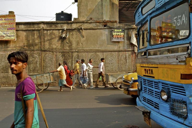Kolkata, Inde images stock