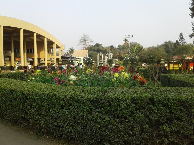 Kolkata nauki miasto zdjęcia stock