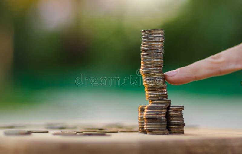 Kollaps av valutamarknaden, investeringriskerna royaltyfria foton
