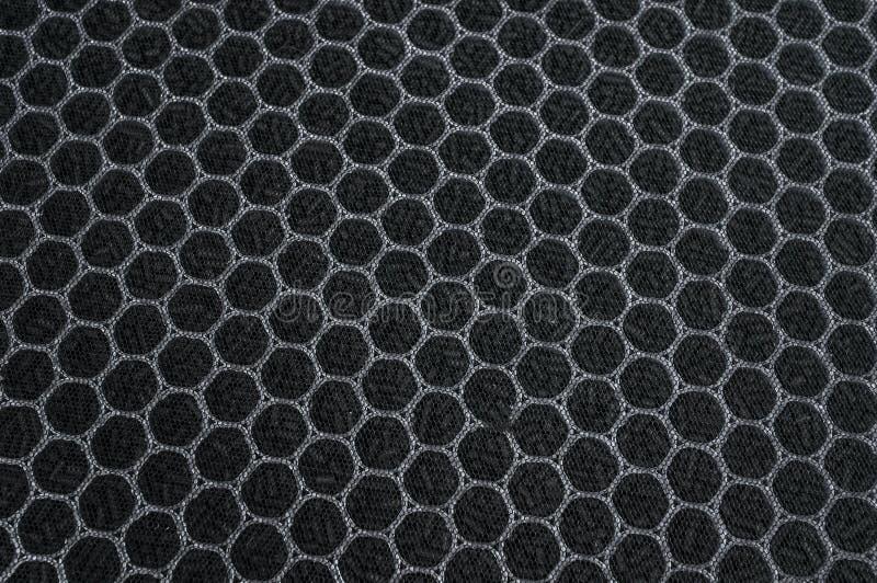 Kolluftfilter för HVAC-system arkivbilder