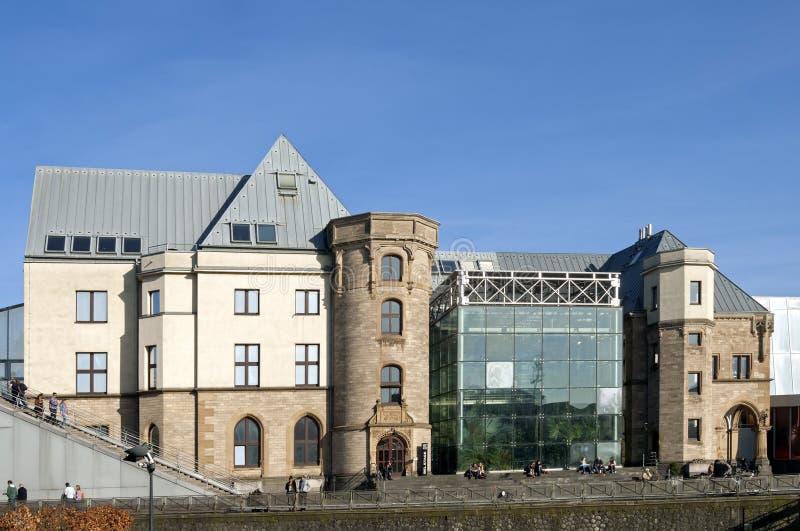 Koloński Czekoladowy muzeum, Niemcy zdjęcia stock