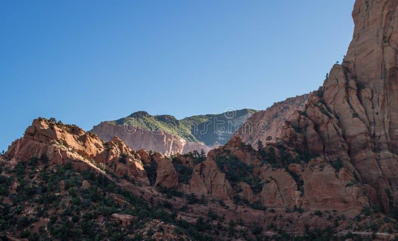 Kolob Zion National Park 18 lizenzfreie stockbilder