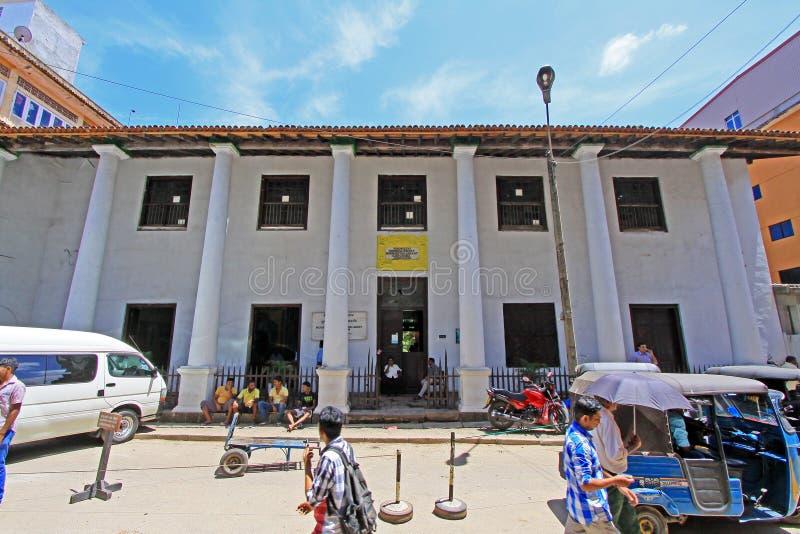 Kolombo holendera muzeum obrazy royalty free