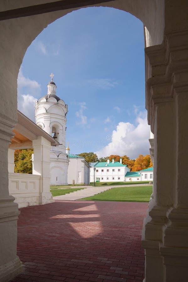 kolomenskoe Μόσχα στοκ εικόνες