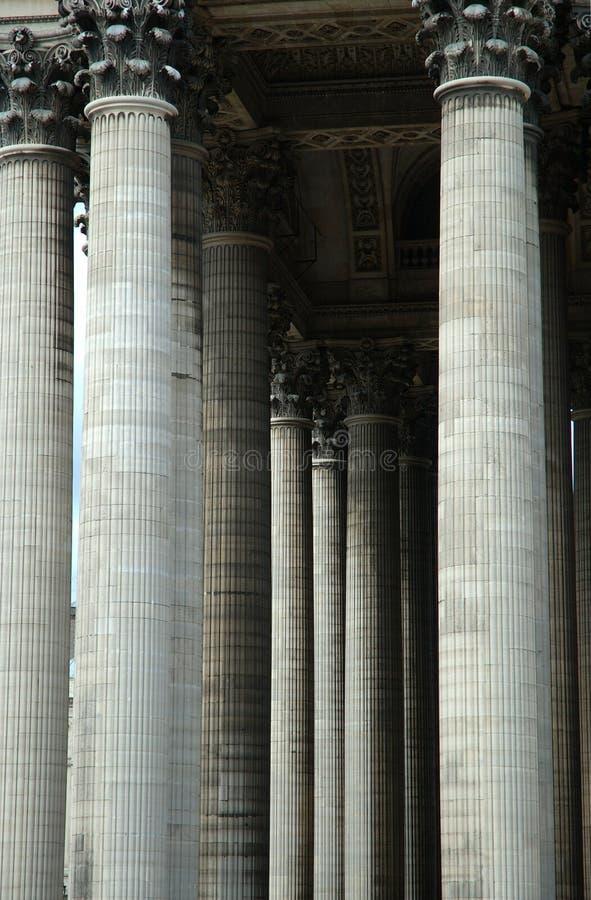 Download Kolommen stock foto. Afbeelding bestaande uit pantheon, parijse - 27692