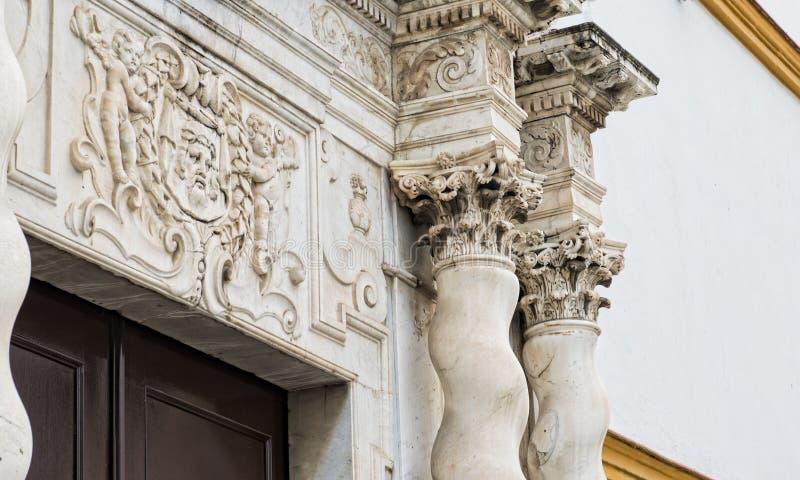 kolommen royalty-vrije stock fotografie