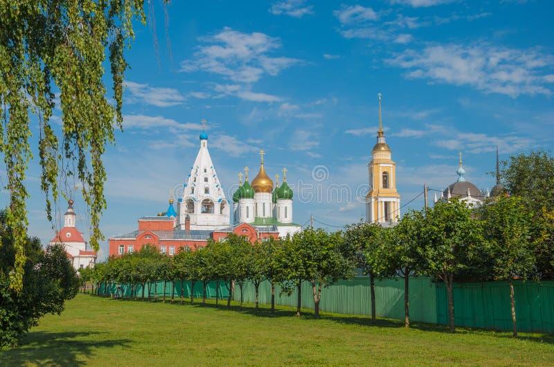 Download Kolomna fotografia stock. Immagine di quadrato, russia - 56877580