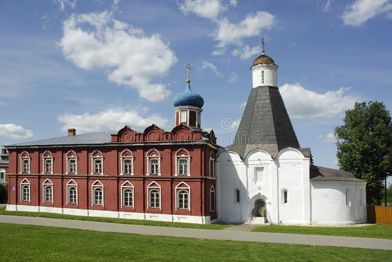 Kolomna city, Russia stock photo