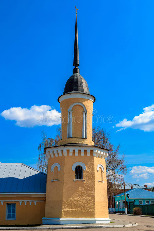 Kolomna Kremlin fotos de stock royalty free