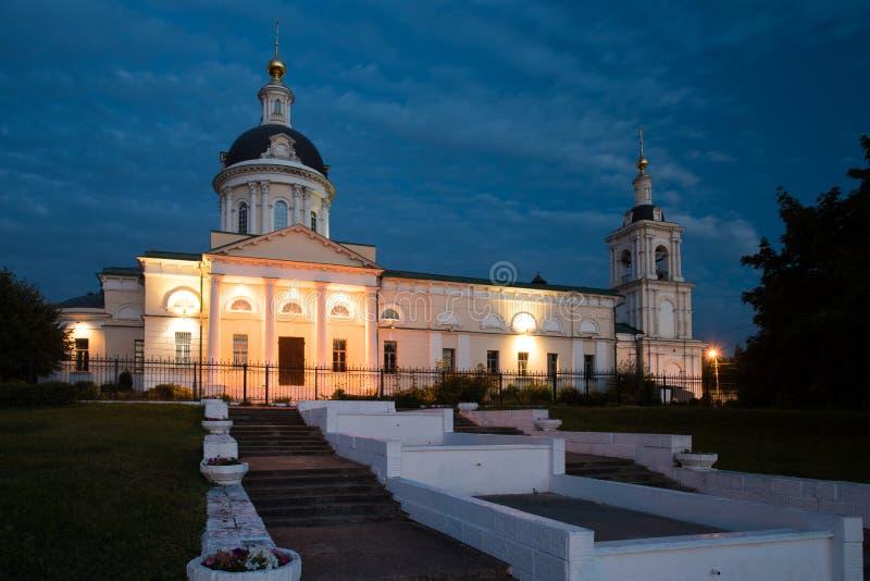 Kolomna, Rusia Iglesia de Michael Archangel fotos de archivo libres de regalías