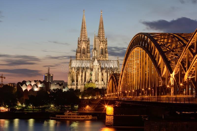 Kolonia, Niemcy zdjęcie stock
