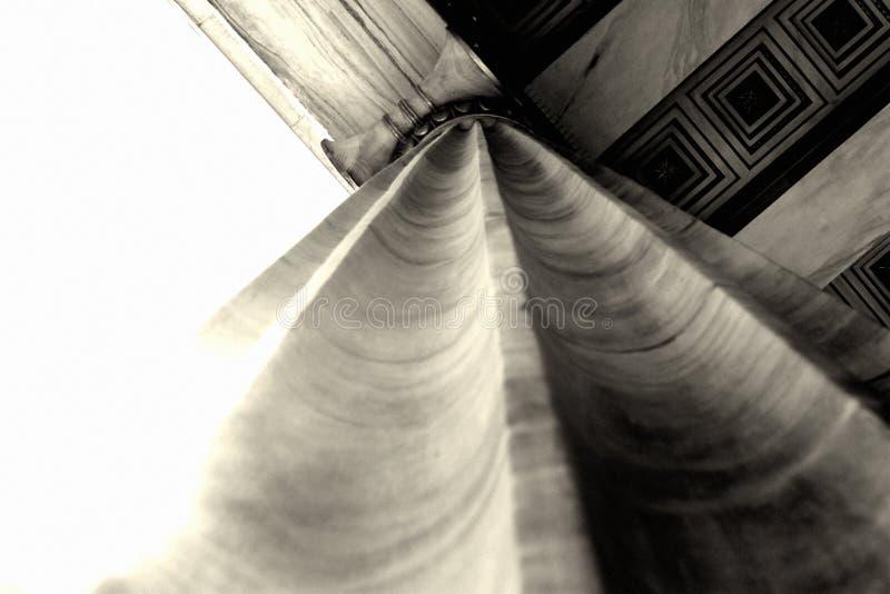 kolonn arkivfoto