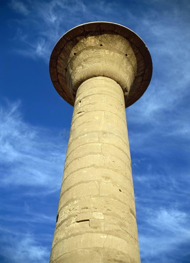 Kolonn av Taharka arkivfoton