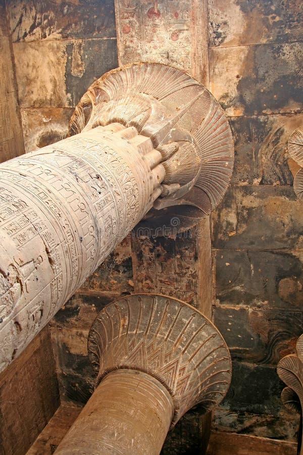 kolonner royaltyfri bild
