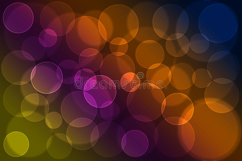 Kolorów światła ilustracji