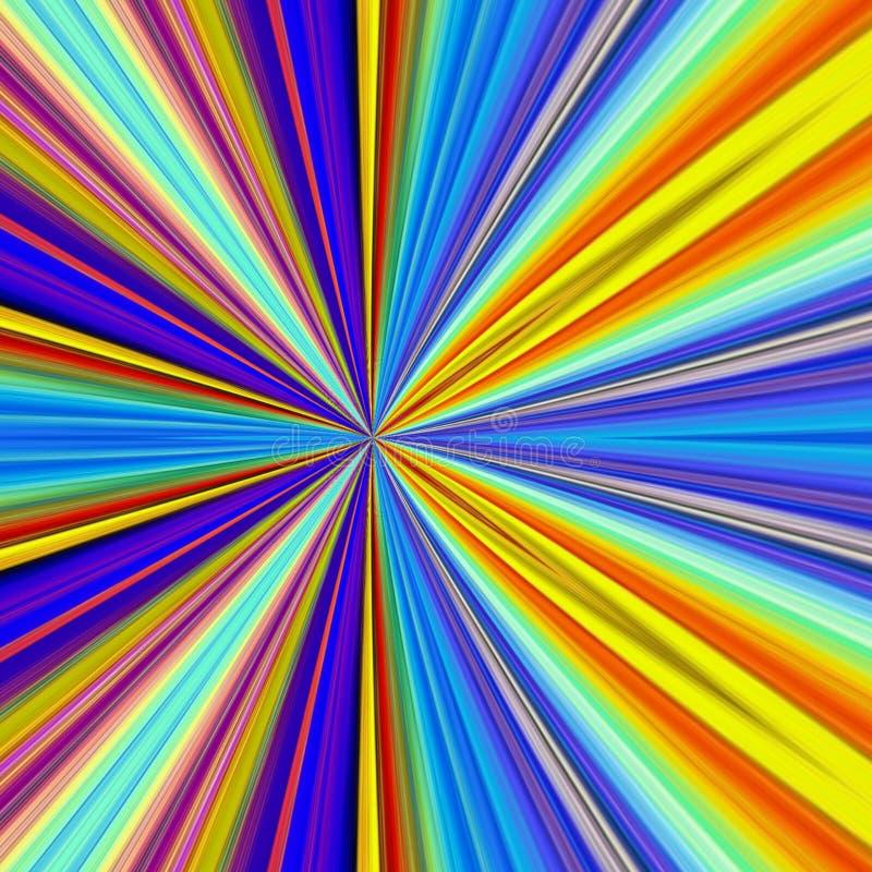 Kolorów tło linie zdjęcie royalty free
