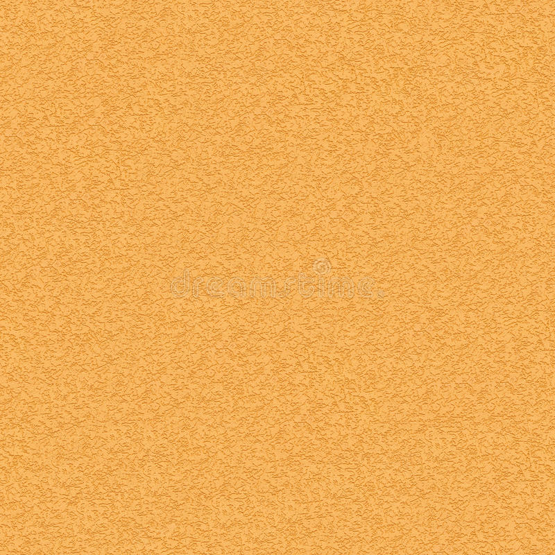 Kolor żółty Bruzdkująca stiuk ściana. Bezszwowa tekstura. obraz stock
