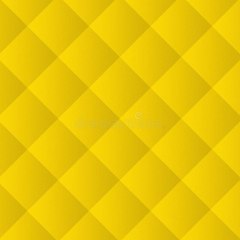 Kolor żółty, pomarańczowy tło abstrakt ilustracja wektor