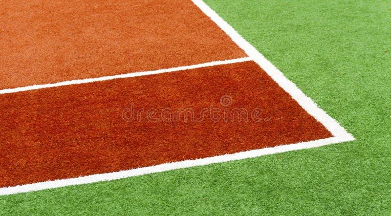 Kolor bawi się dworskiego tenisa sprawozdanie Sporta t?a poj?cie obrazy stock