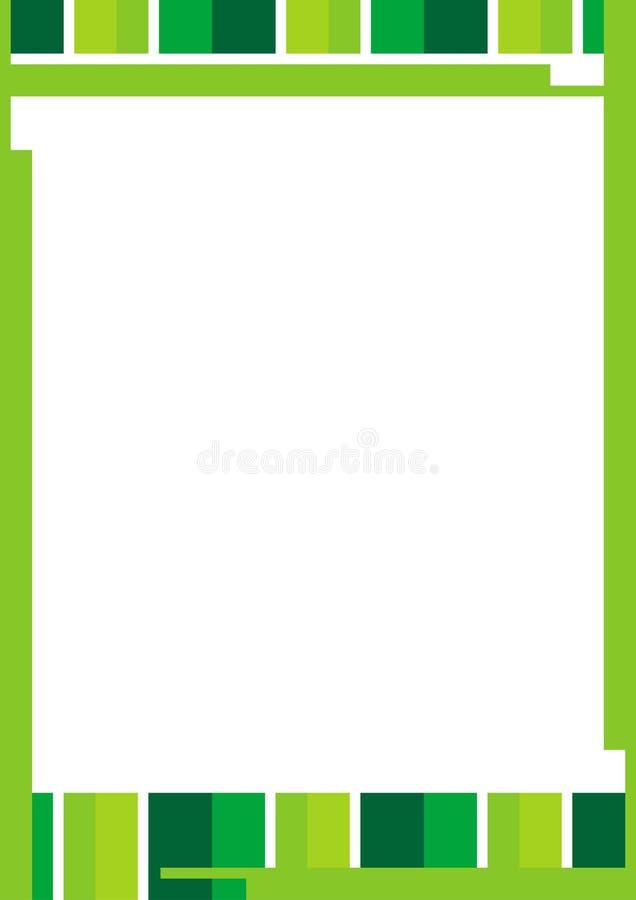 kolor granic linii royalty ilustracja