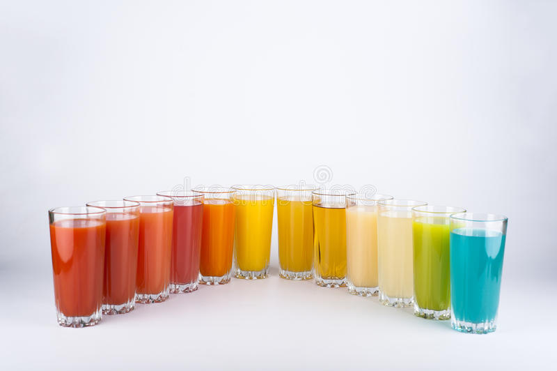 kolor napoje zdjęcie stock