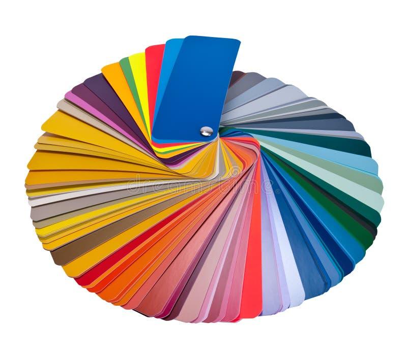 kolor paleta zdjęcia royalty free