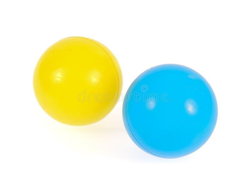 Kolor piłka zdjęcie royalty free