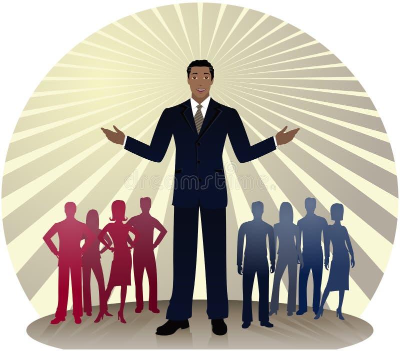 kolor politycznego ilustracji