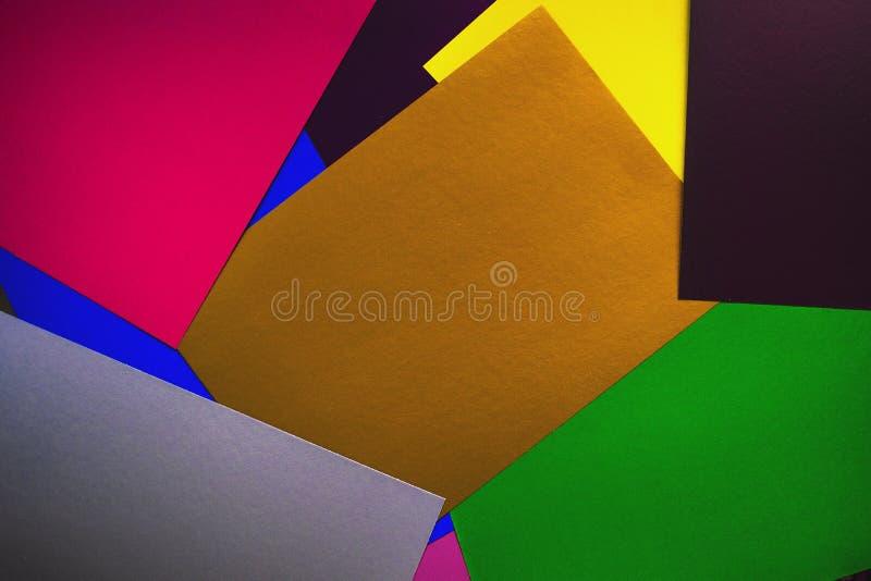 Kolor rozmaitość dla twój nastroju fotografia stock