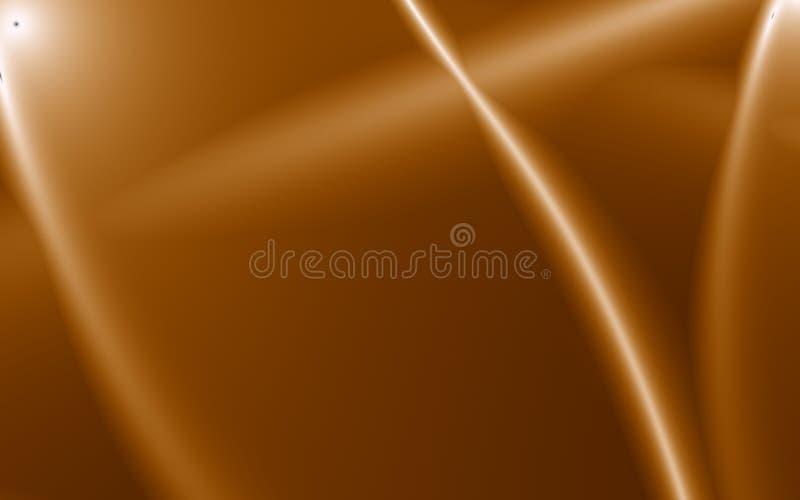 kolor tła szyszek royalty ilustracja