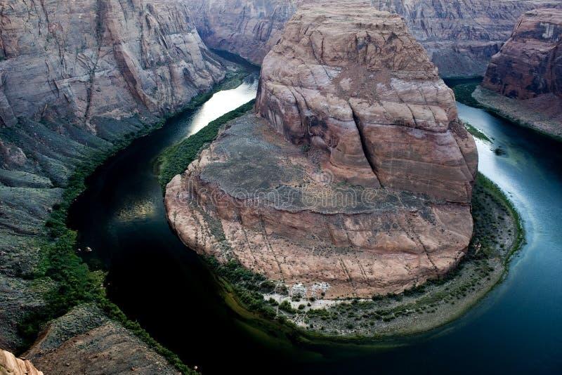 Kolorado-Fluss lizenzfreie stockbilder